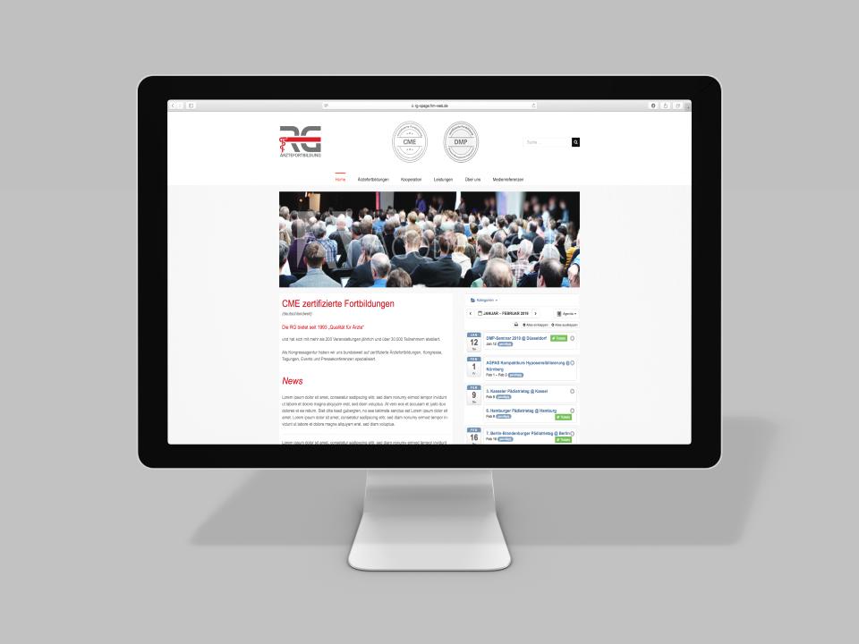Webdesign rg-web.de