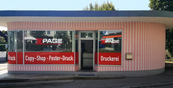 XPAGE Fassade
